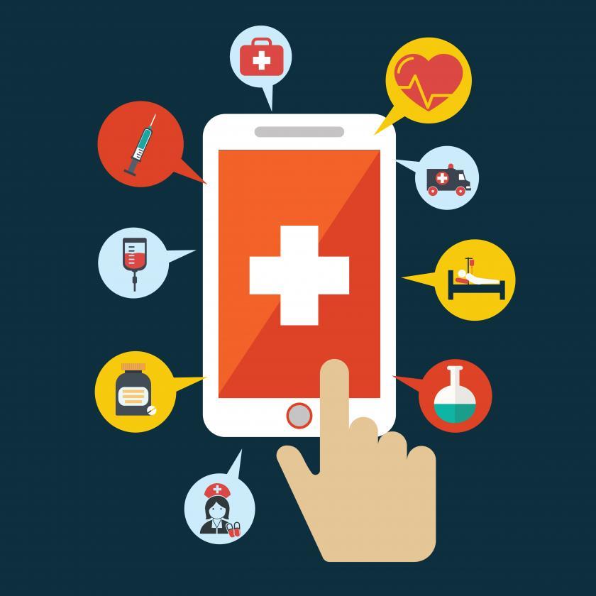 Smartphone et télémédecine
